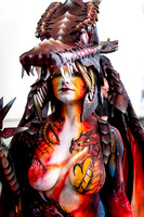 Arnold Sports Festival 2020 - Jan Tana Body Painting Competition